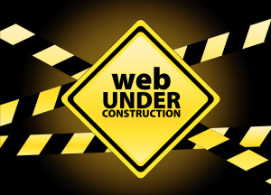 Web-under-construction
